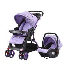 child baby stroller baby push chair with suspension wheels