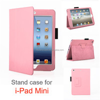 Ultra Slim Full Body Smart Folio Case Cover for ipadmini1/2/3 with Full Sleep Wake compatibility