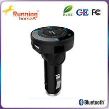 Wireless connection car fm radio broadcast fm transmitter