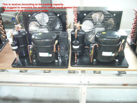 refrigeration small condensing unit