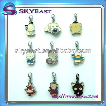 New design metal pendants for promotional gifts