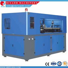 Pet bottle preform stretch blow moulding machine with good price