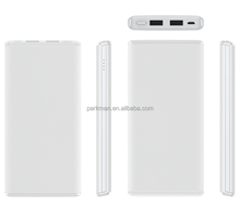 Accessories Mobile Phone Universal Portable Charger Wholesale USB Cheap Power Bank 10000mah
