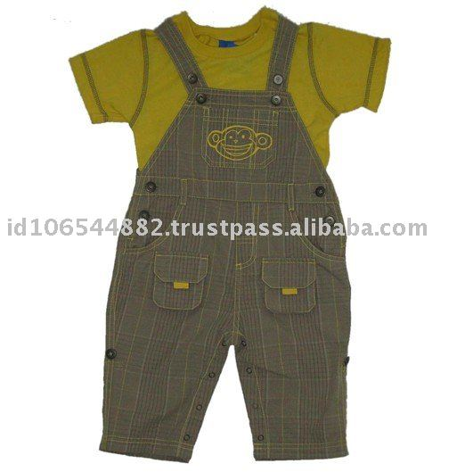 Brand Name Kids Clothes Set