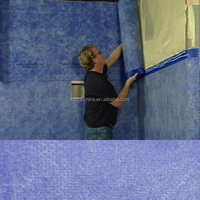 PP and PE Shower room bathroom waterproof membrane