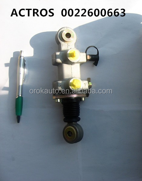 Truck Shift Cylinder For Mercedes Benz Heavy Duty Truck Parts 0022600663
