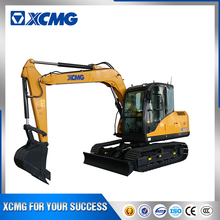 XCMG D Series XE75D 7000kg Hydraulic used crawler excavate construction machinery