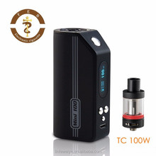2017 Hi-tech E-cigarette 100W Low Price Best Vaporizer E-cigarette