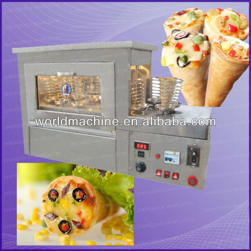 A193 pizza cone machine quipements de cuisine for Equipement de cuisine commerciale