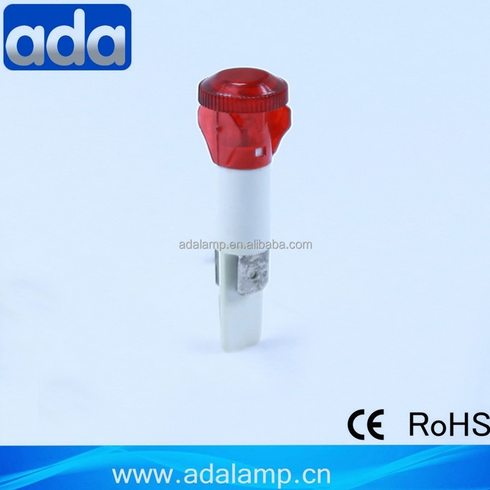 Red color led indicator light A-14-2 Low price 12 volt lights