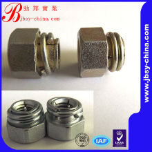 high tensional Steel Lock Nut types