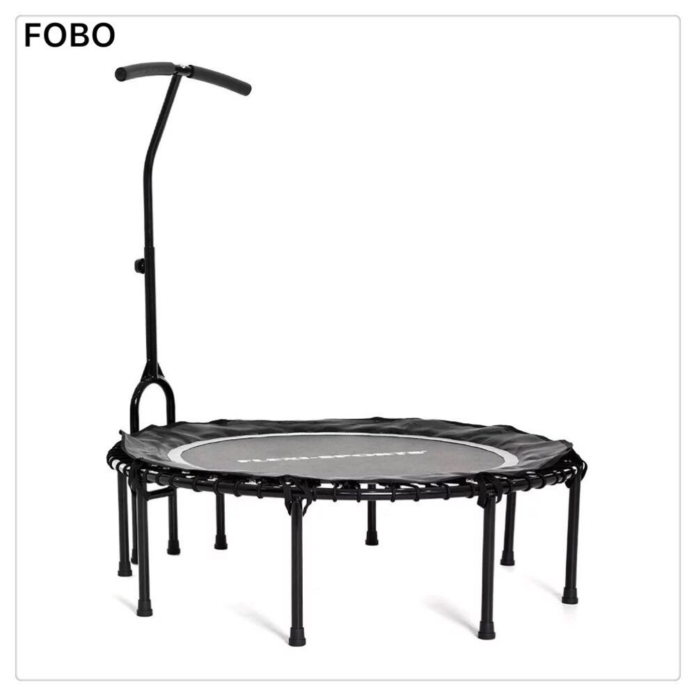2016 hot sale new designed indoor fitness mini bungee trampoline