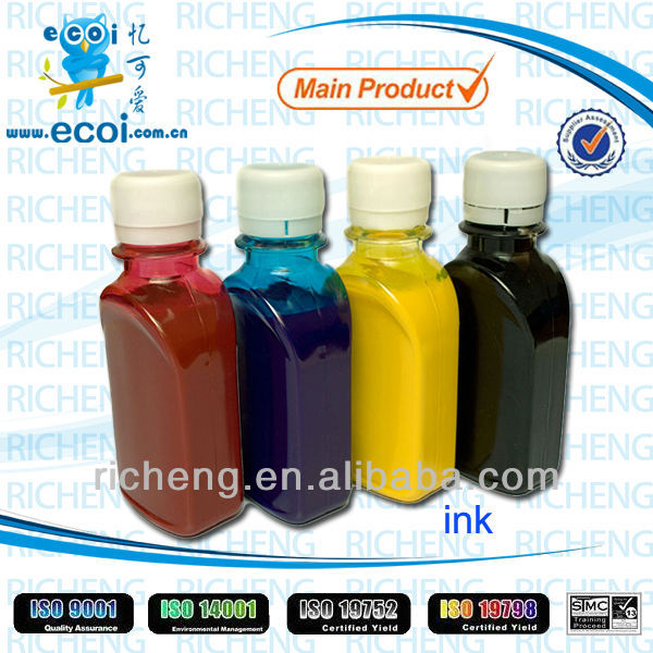 digital textile ink sublimation & reactive dye ink for digital textile