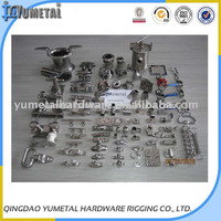 Stainless Steel 316 Marine Hardware