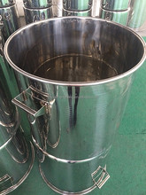stainless steel barrel for wine