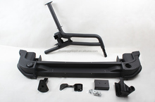 Horwin Rear bumper with spare tire bracket for jeep wrangler jk