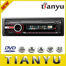 6.2 radio tape recorder car car audio dvd player with Russian menu Steering wheel control