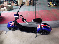 2016 citycoco scooter 60V 800W electric scooter citycoco electric motorcycle