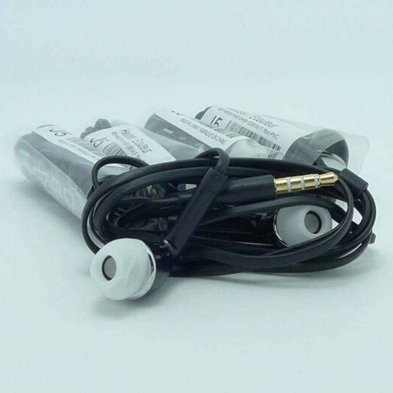 Hands free In-ear Headset Earphone With Mic For Samsung Mobile Phone