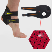 CE and FDA Certificated Comfortable Ankle Compression Sleeve Foot Immobilizer for Pain Relief