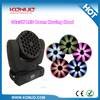 mini King Kong dmx512 36 3w led beam moving head light