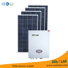 newest solar inverters on grid inverter, 10kw Power transmission on grid solar system