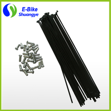 China high quality and cheap stainless steel bicycle spoke
