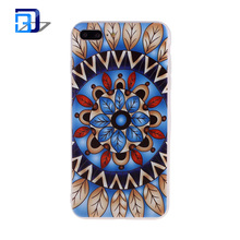 Most popular items custom printing painted 3D relief tpu phone case for iphone 7 plus