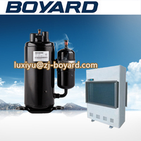 All kinds of ac r22 rotary compressor used split air conditioner unit for industrial water chiller