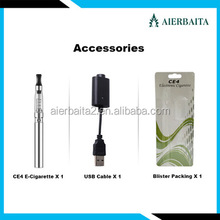 High quality happy price rechargeable battery for electronic cigarette ego ce4 start kit wholesale in the world shisha pen dubai