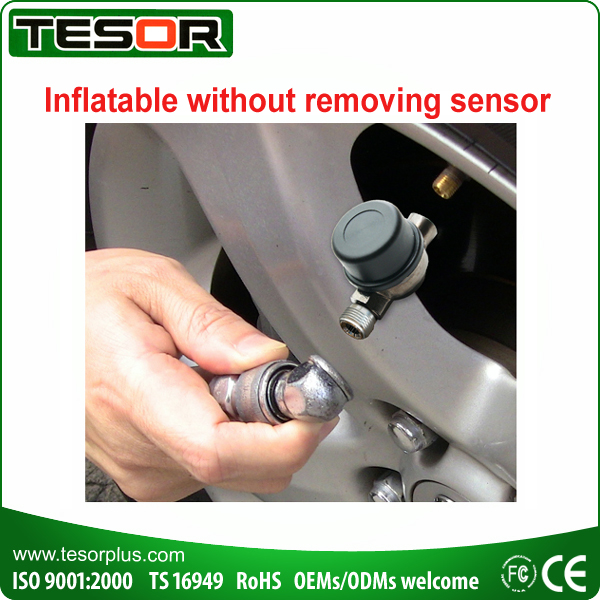 External Tire Pressure Monitor System TPMS for Truck and Bus