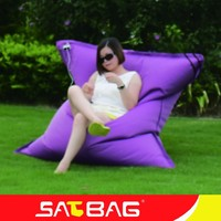 outdoor waterproof bean bag bed large bean bag sofa