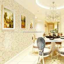500903 HL Decoration Ahlstrom non woven wallpaper chinese restaurant decoration