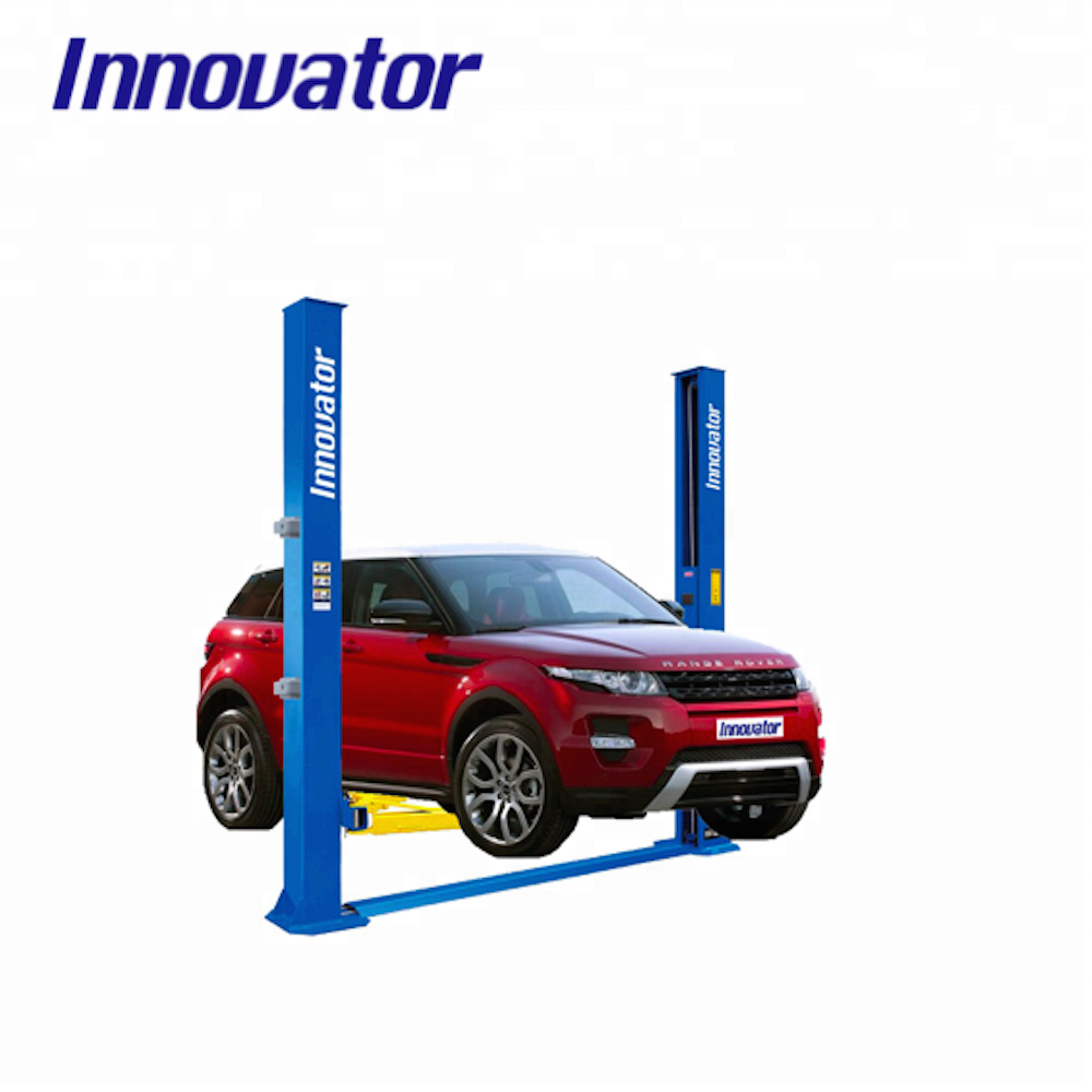 Hydraulic lift 2 post car lift ramps with CE