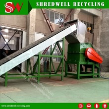 Unique Design Metal Recycling Plant Especially For Waste Drum Recycling