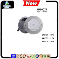 HJ60007R 2835SMD AC12V spa Light swimming pool Small Waterproof Led Lamp under water light
