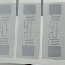 860MHz-960MHz Passive RFID Long Rang Tag Sticker for Logistics Tracking