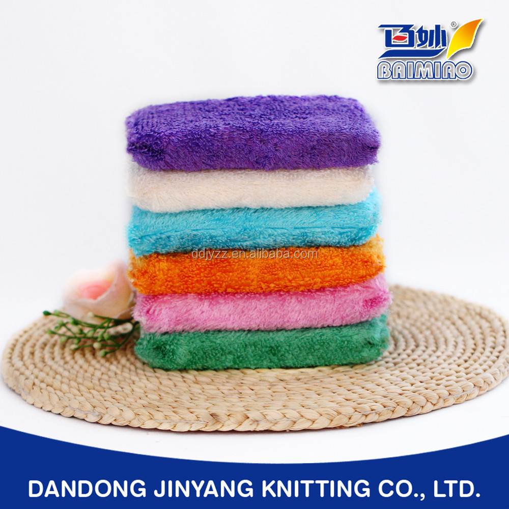 custom made bamboo or plant fiber deep cleansing direct manufacturer kitchen cleaning products