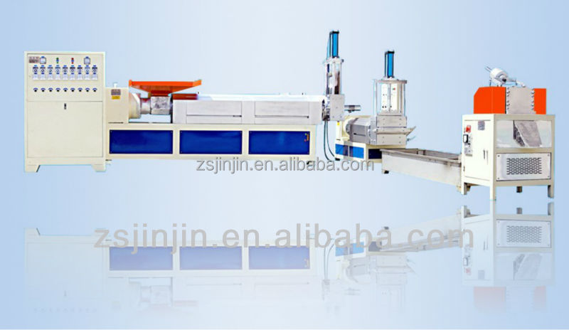 Jinjin plastic recycling machine hdpe Agglomerator conveyor machine JJSJ-180/160-S
