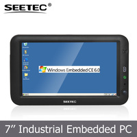 "Touch screen 7"" tablet RS232 interface mobile computing system for multiple operating terminals"