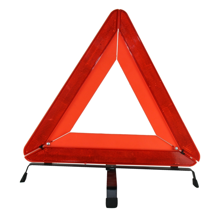 2017 best seller led with CE certification traffic sefety warning triangle