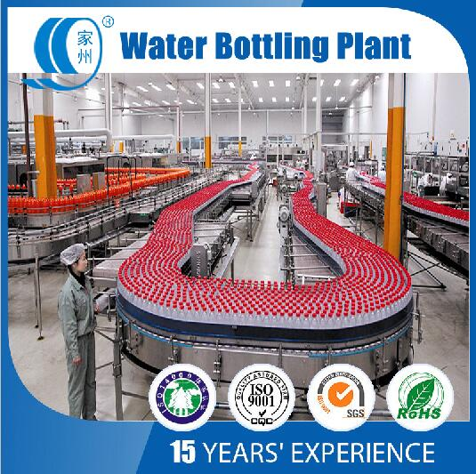 Water Bottling Plant Drinking Water Filling Machine