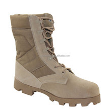 Hot sale cheap Lace Up Breathable Anti-Slip army military desert jungle boots