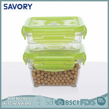 patent lunch box custom logo stackable food storage food disposal microwave container