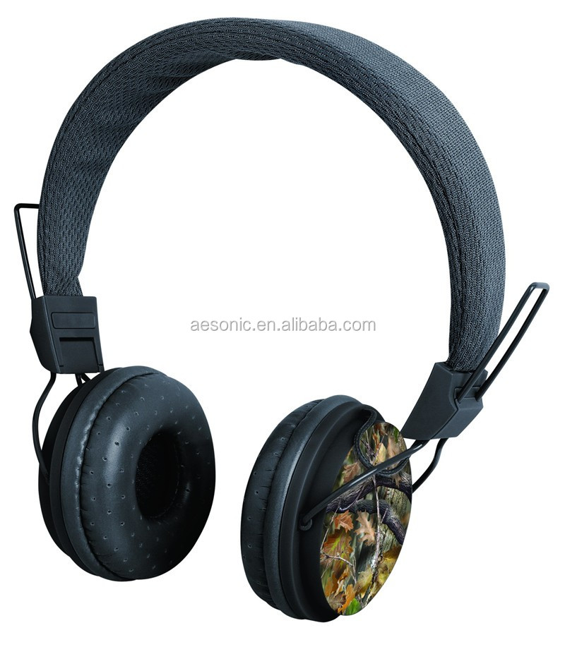 best selling OEM colorful music stereo headphone