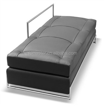 high quality replica pu leather sofa bed replica Eileen Gray Daybed