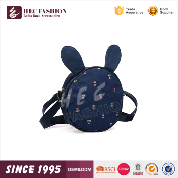 HEC Wenzhou Good Quality Wholesale Child Cute Mouse Shaped Kid Travel Shoulder Bag
