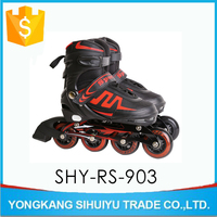 adjustable aluminium frame high quality wholesale roller inline skates