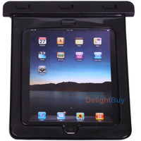 ABS/PVC Waterproof Bag For new ipad Waterproof for ipad 2 3 4 5 case Free shipping