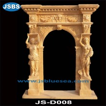 luxury design marble door jambs for sale